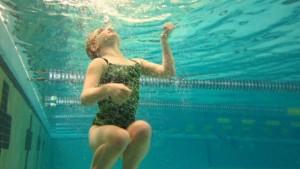Girl Drowning