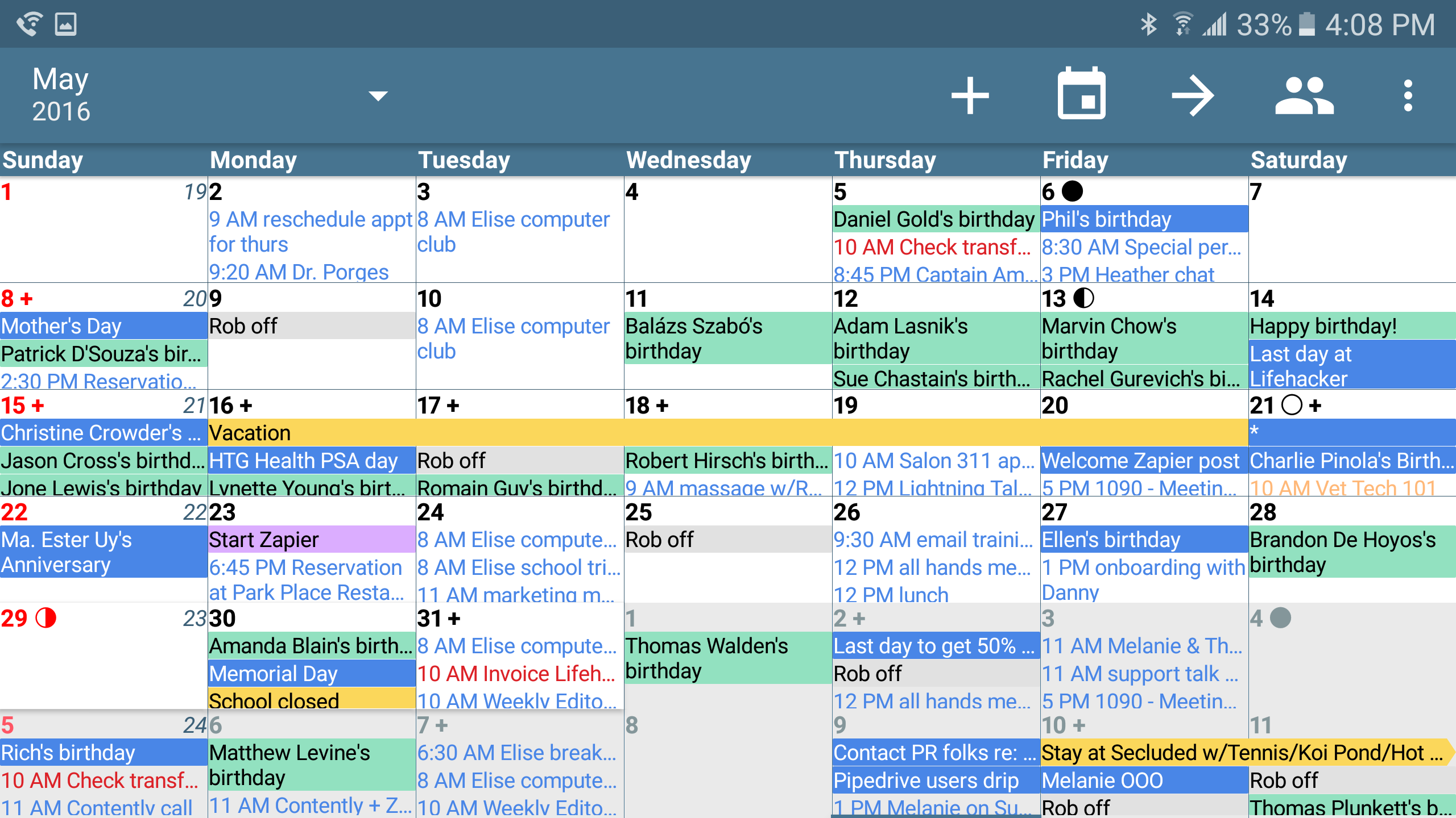 Best Shared Calendar App For Couples