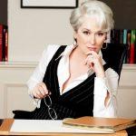 Meryl Streep is The Devil Wears Prada